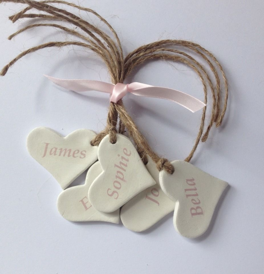 Personalised Hen Do Wedding Favours Party Bags Gift Tags PLS NOTE ...