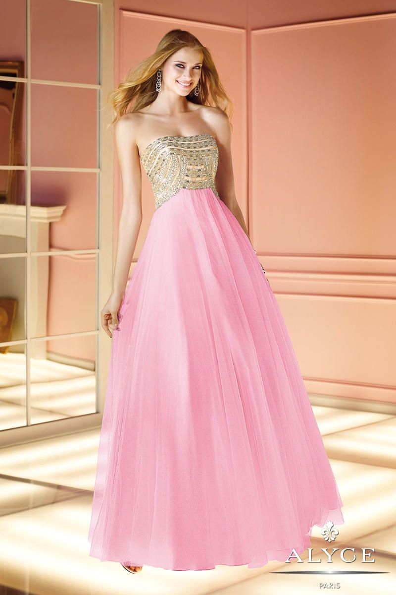 Alyce Prom 6170 Alyce Paris Prom The Ultimate Womans Apparel | Alyce ...