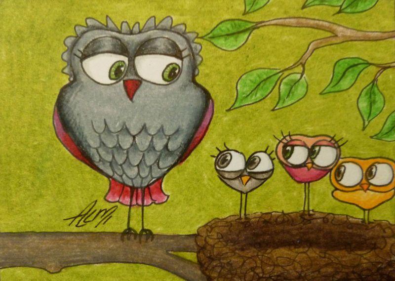 Welcome :: Ma : Tippy : Pep : Po :: ALMI Owls