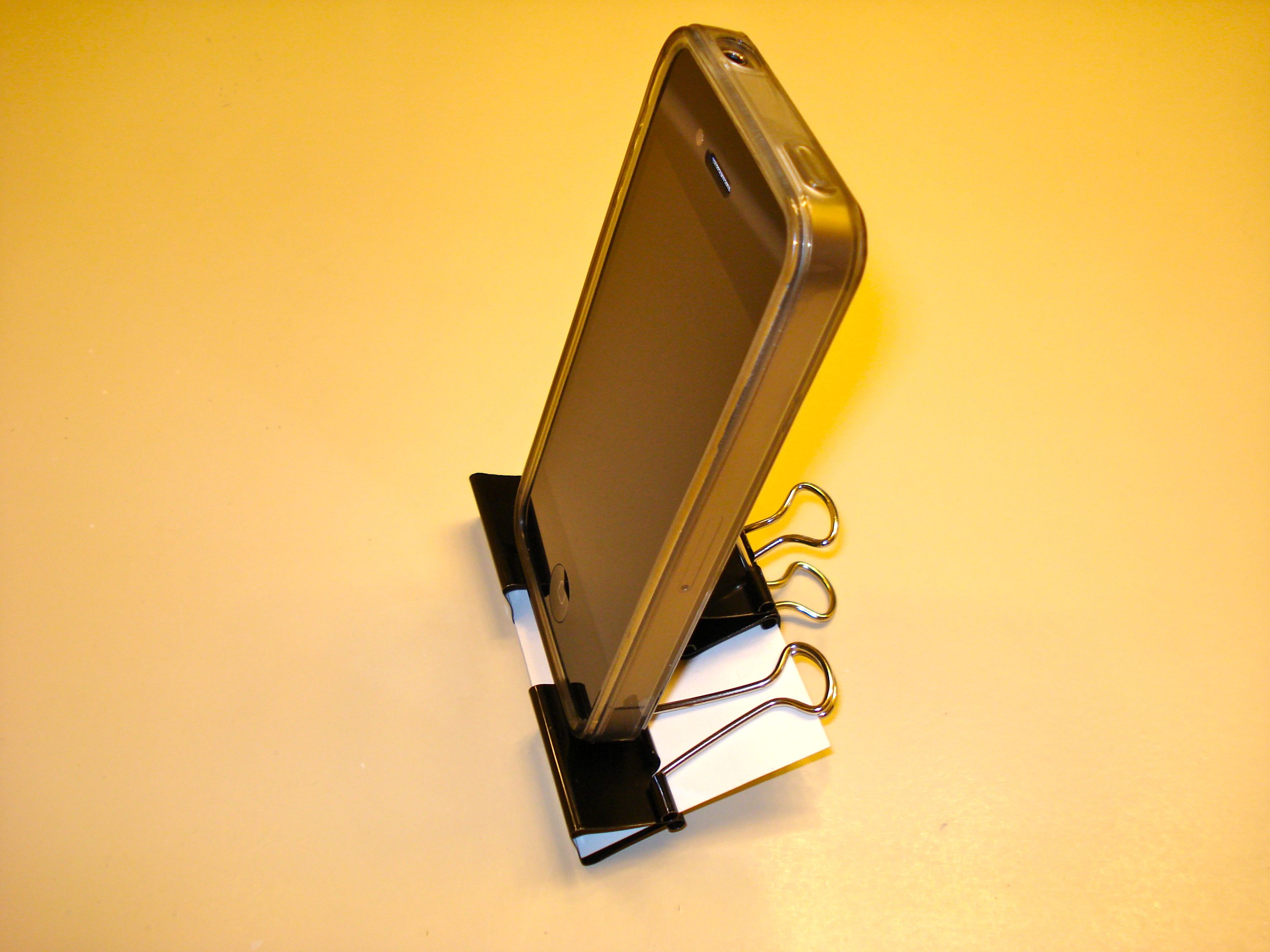 5 diy phone stand you can make easy by yourself diy