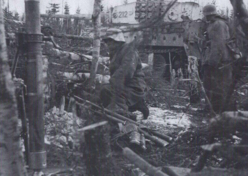 """Panzerkampfgruppe """"Strachwit"""""""