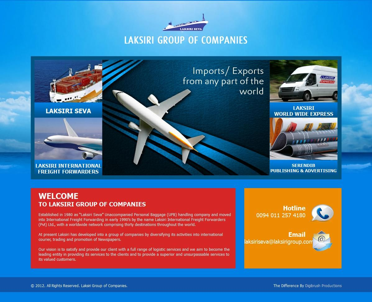 Laksiri Cargo Company 39, 13c Street G Floor Al Souq Al Kabeer - 312