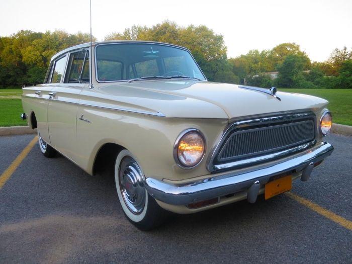 Rambler American For Sale Rambler Dream Cars American Motors