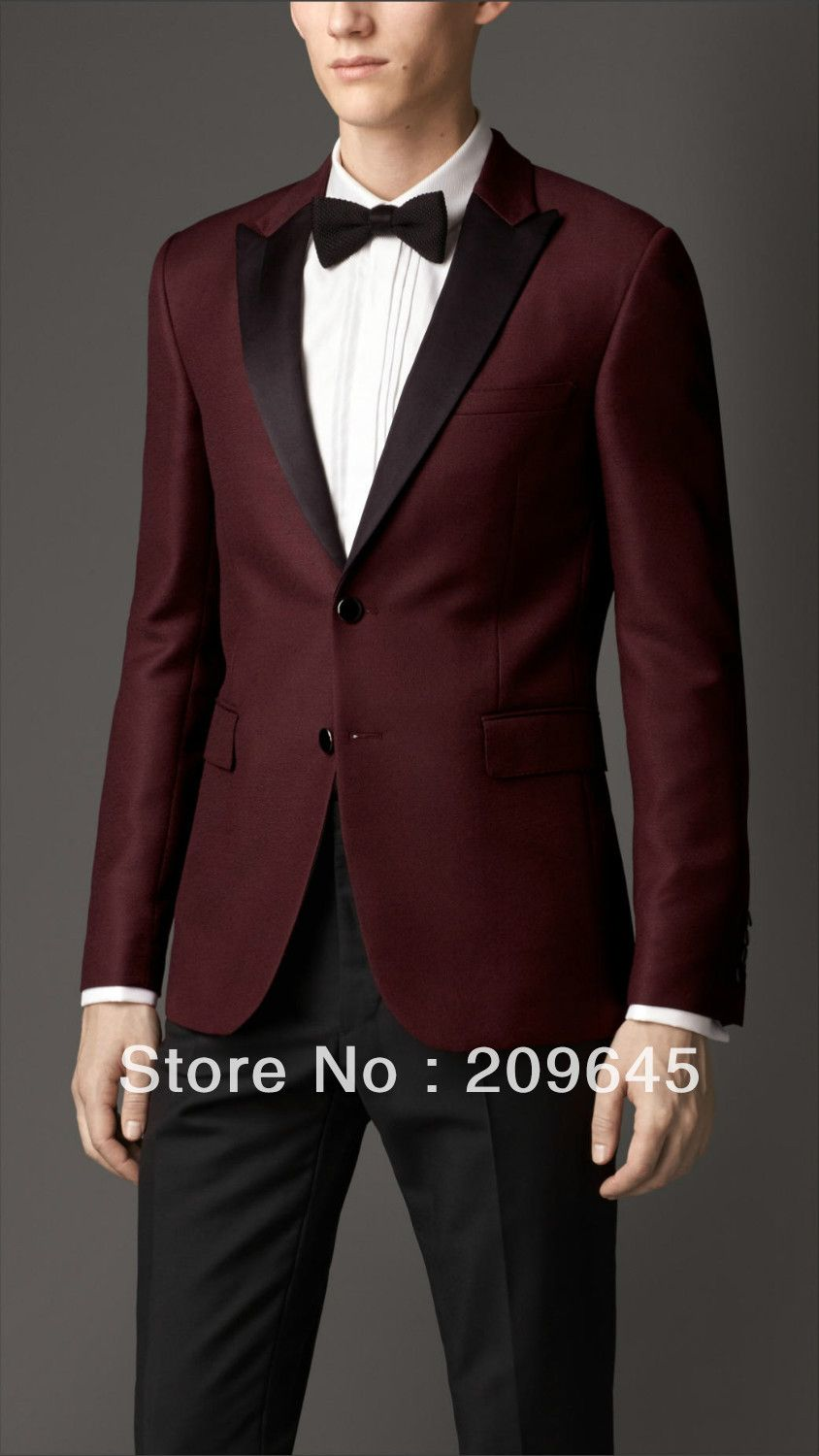 black and red suits for men SiyG9tdk | Wedding! | Pinterest | Red ...