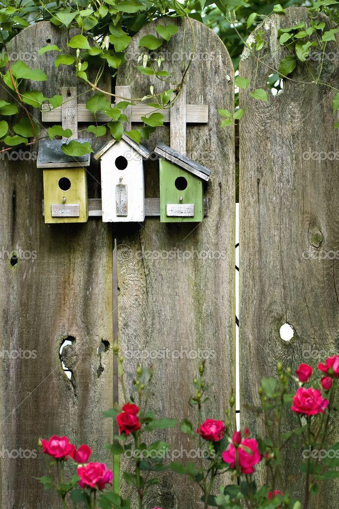 Superb Garden Bird Houses   Google Search