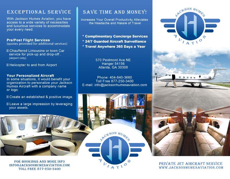 make a travel brochure online free