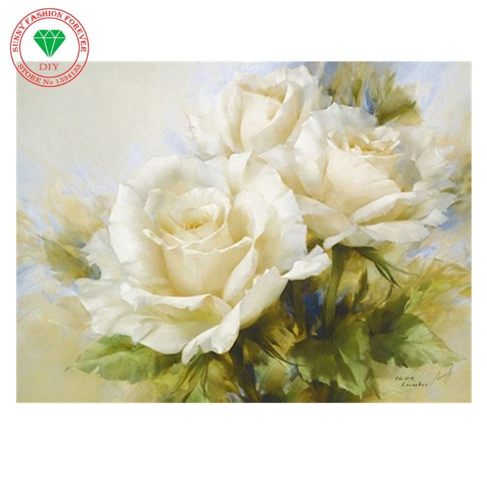 Cool White Flower Wall Decor Pictures Inspiration - The Wall Art ...