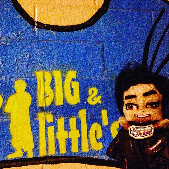 Big & Me! #bigandlittles #chicago #food @djasiatic #lilAL