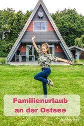 Unser Urlaub in der Ostsee Ferienhaus in Damp  The Best of Elternblogs