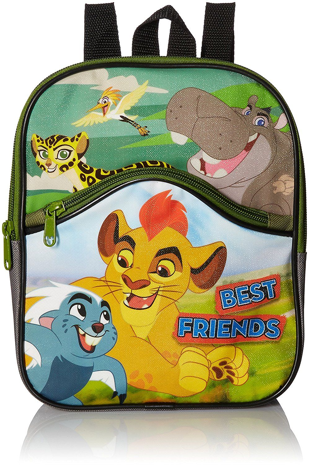 9ec91ec369f Disney Boys  Lion Guard 10 Mini Backpack with Front Pocket     Check ...