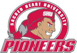 Sacred Heart University Sacred Heart Embroidery Logo Sacred
