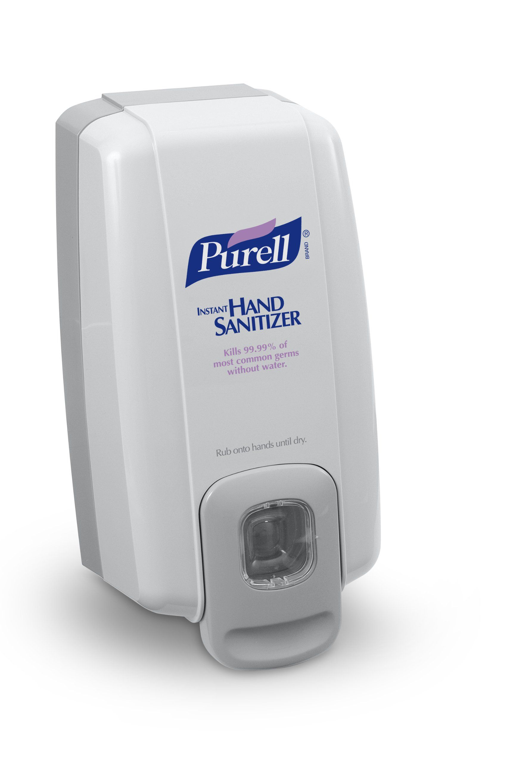 Purell 2120 06 Nxt Space Saver Dispenser Dove Gray Pack Of 6