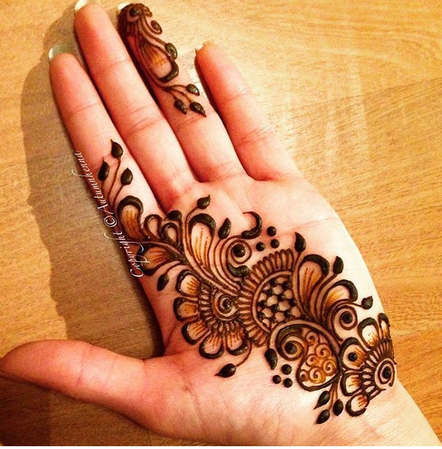 Mehndi designs for hands simple beautiful design mehandi also pinterest rh br