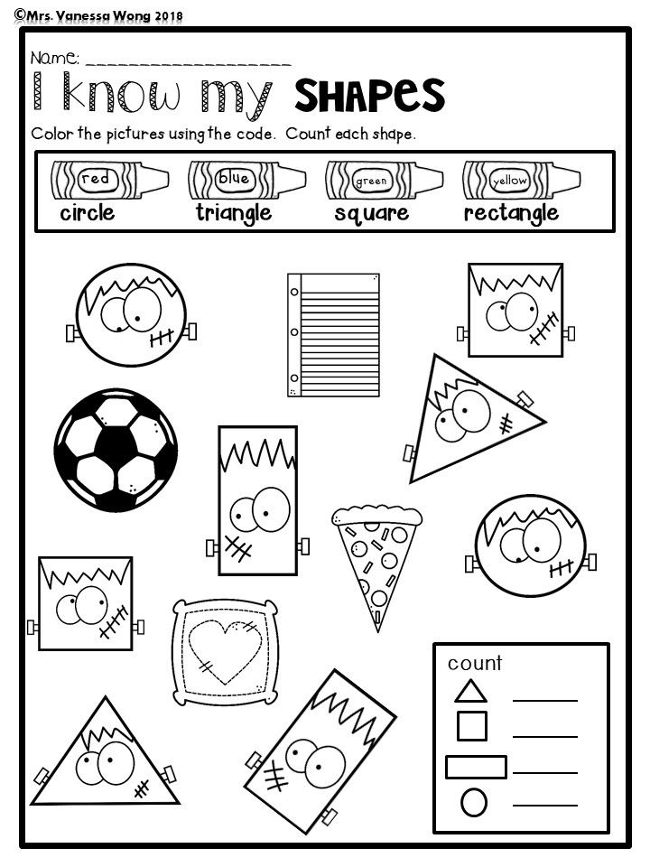 Halloween Activities for Kindergarten Math and Literacy No Prep ...