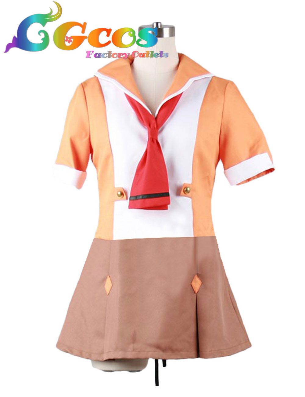 Click to Buy ucuc CGCOS Free Shipping Cosplay Costume Cos Macross