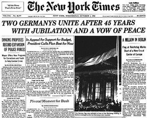 berlin wall fall news from The New York Times | Berlin ...