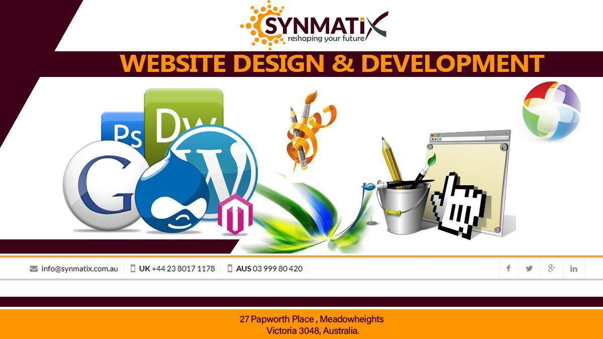 Top Web Design Companies In Australia Build An Appealing Site Web Design Company Web Design Top Web Designs