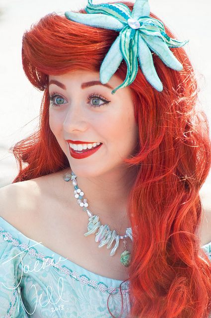 Ariel | Ariel, Cosplay and Princess