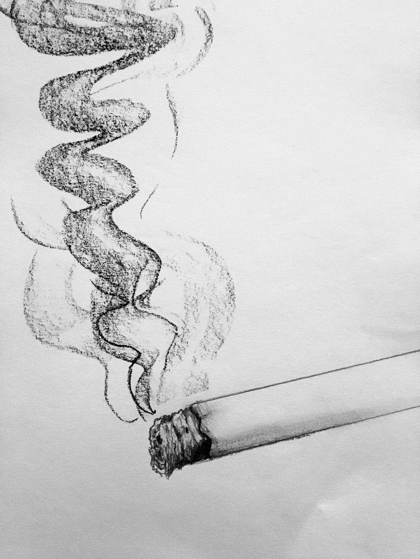 рисунки на сигаретах редко девушек красивой