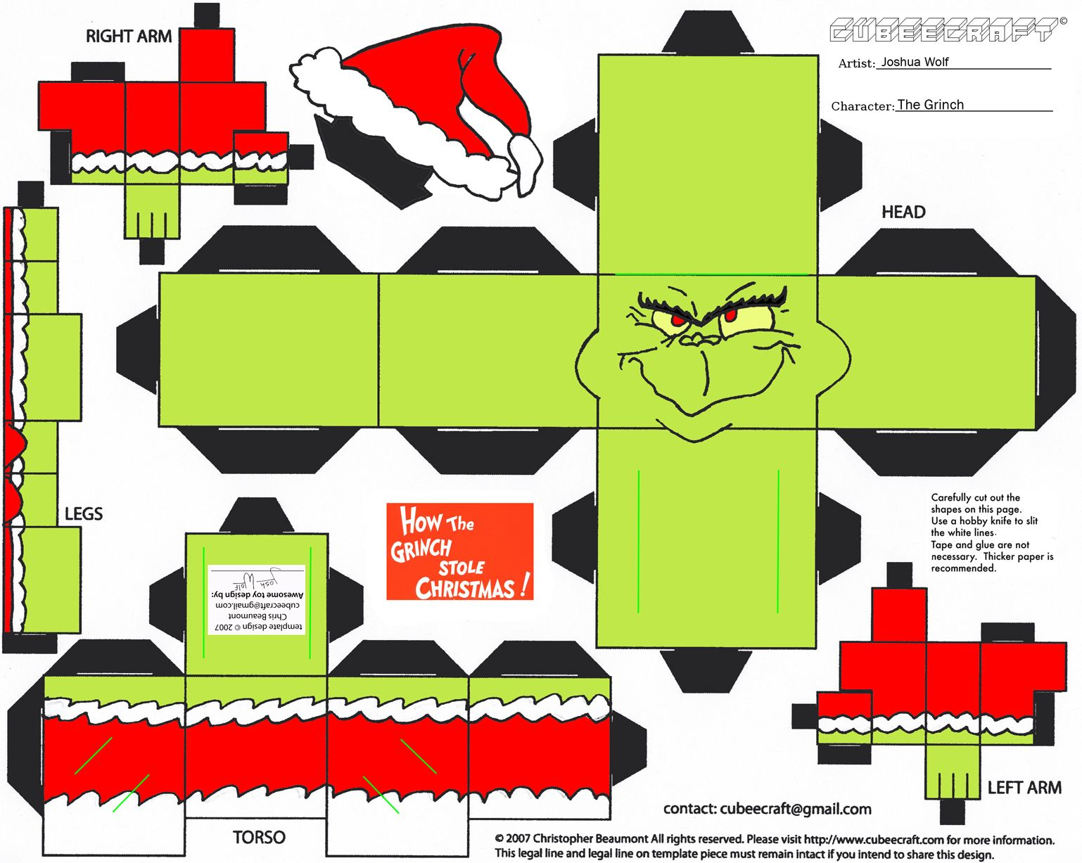 maybe very cute for the office??? | Grinch christmas party ...