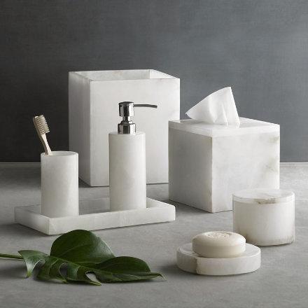grey marble bathroom accessories. Alabaster Marble Bathroom Accessories Black Gold Lacquer  Bathroom