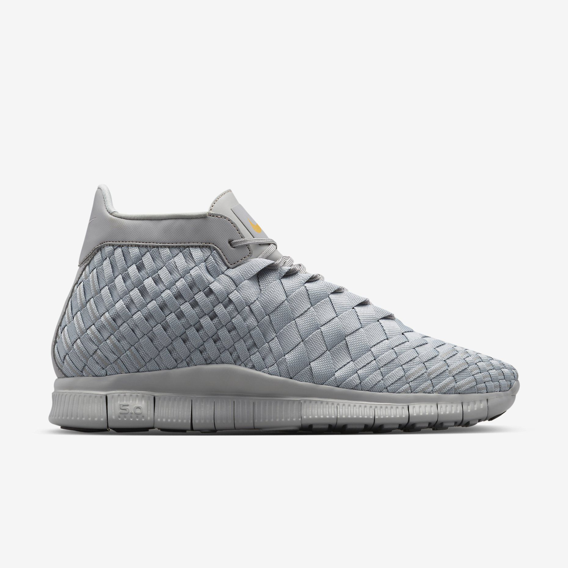 Nike Free Inneva Woven Mid Mens Shoe Nike Store