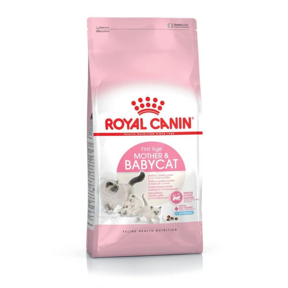 Royal Canin Mother Babycat Kitten In 2020 Royal Canin Human Babies Kitten Food
