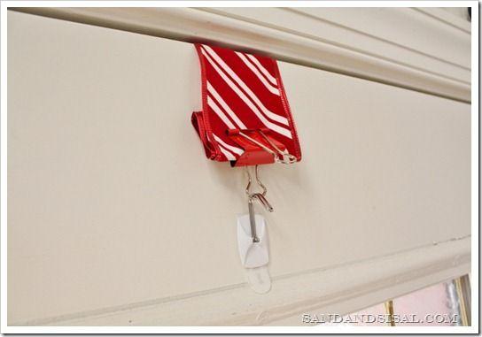 Joy Wreath Bloggers Best Diy Ideas Wreath Hanger