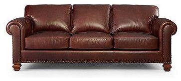 Lauren Ralph Lauren Leather Sofa Stanmore Traditional Sofas