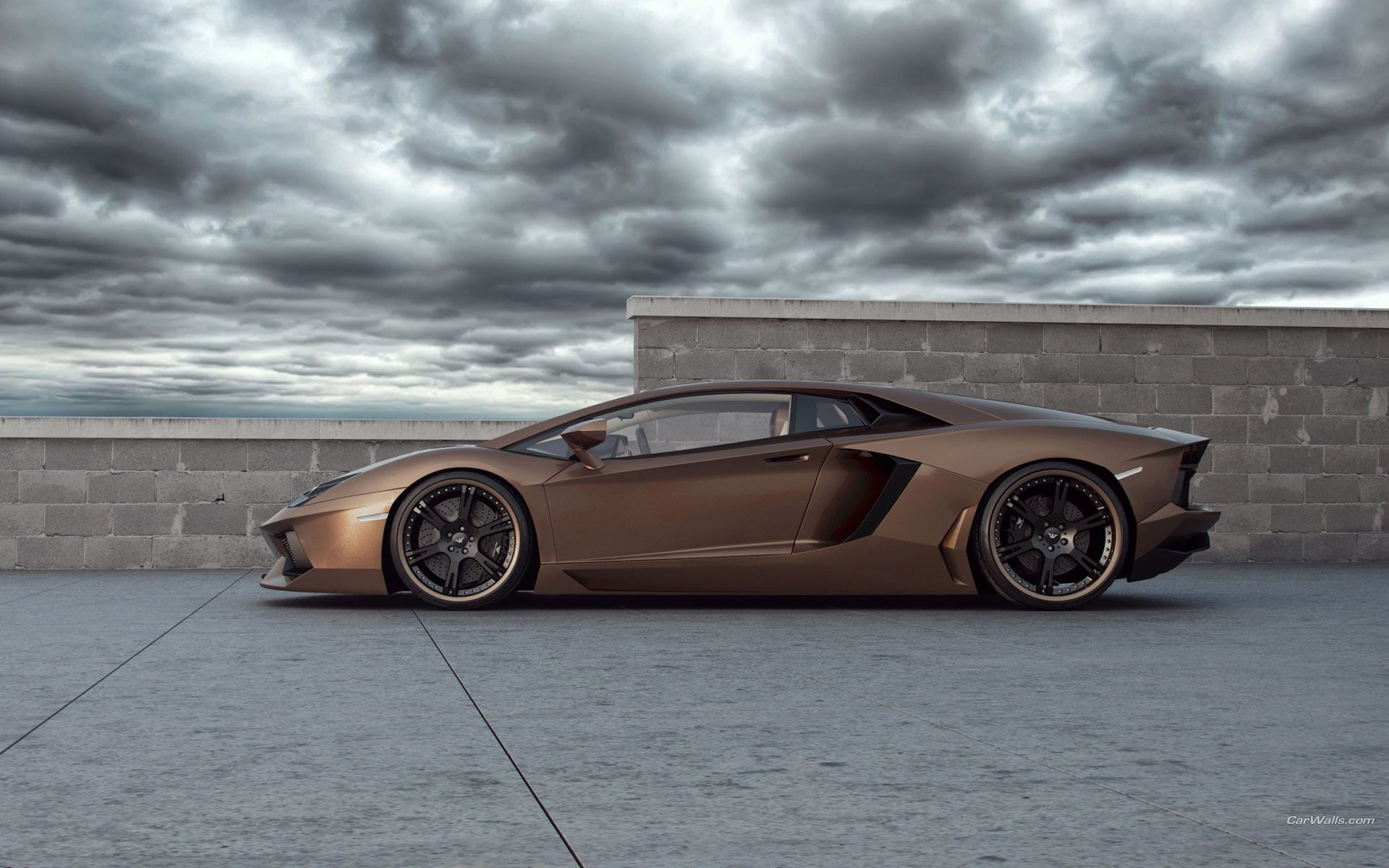 High Quality 2012 Wheelsandmore Lamborghini Aventador Rabbioso Wallpapers  For Your Desktop In Many Resolutions!