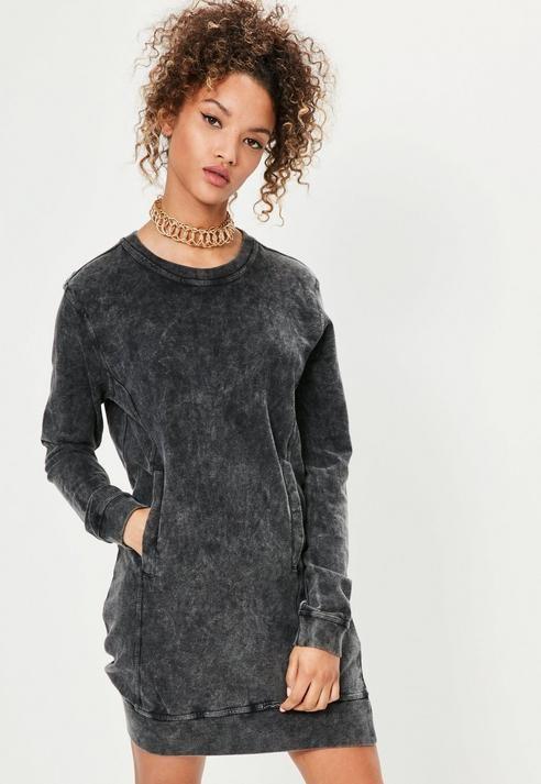 2adc454bb9b You like these Wash Pocket Oversized Sweater Dress - http   www.fashionshop