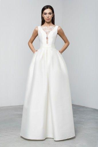 15f1be121d Suknia ślubna FULARA ŻYWCZYK wyprzedaż -50%