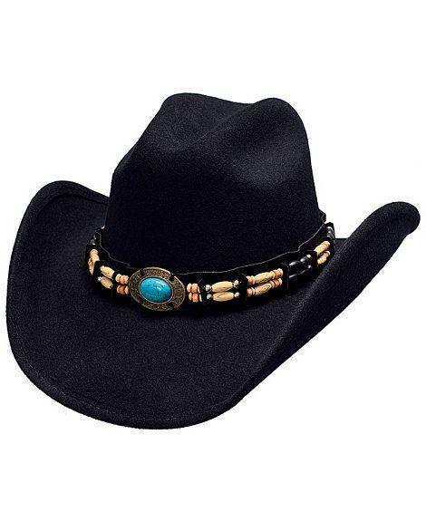 bb744e9af2f Bullhide Fortune Wool Felt Cowgirl Hat