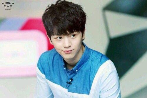 He looks so cute!!