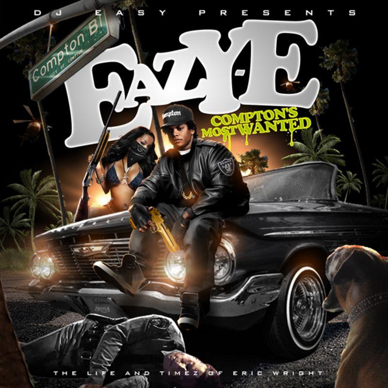 DJ Self Presents Eazy-E- Comptonu0027s Most Wanted #MixtapeFriday - fresh 187 invitation lyrics lord infamous
