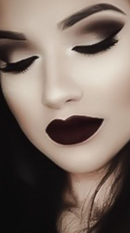 Image Result For Goth Makeup Everydayeyemakeup Punk Makeup