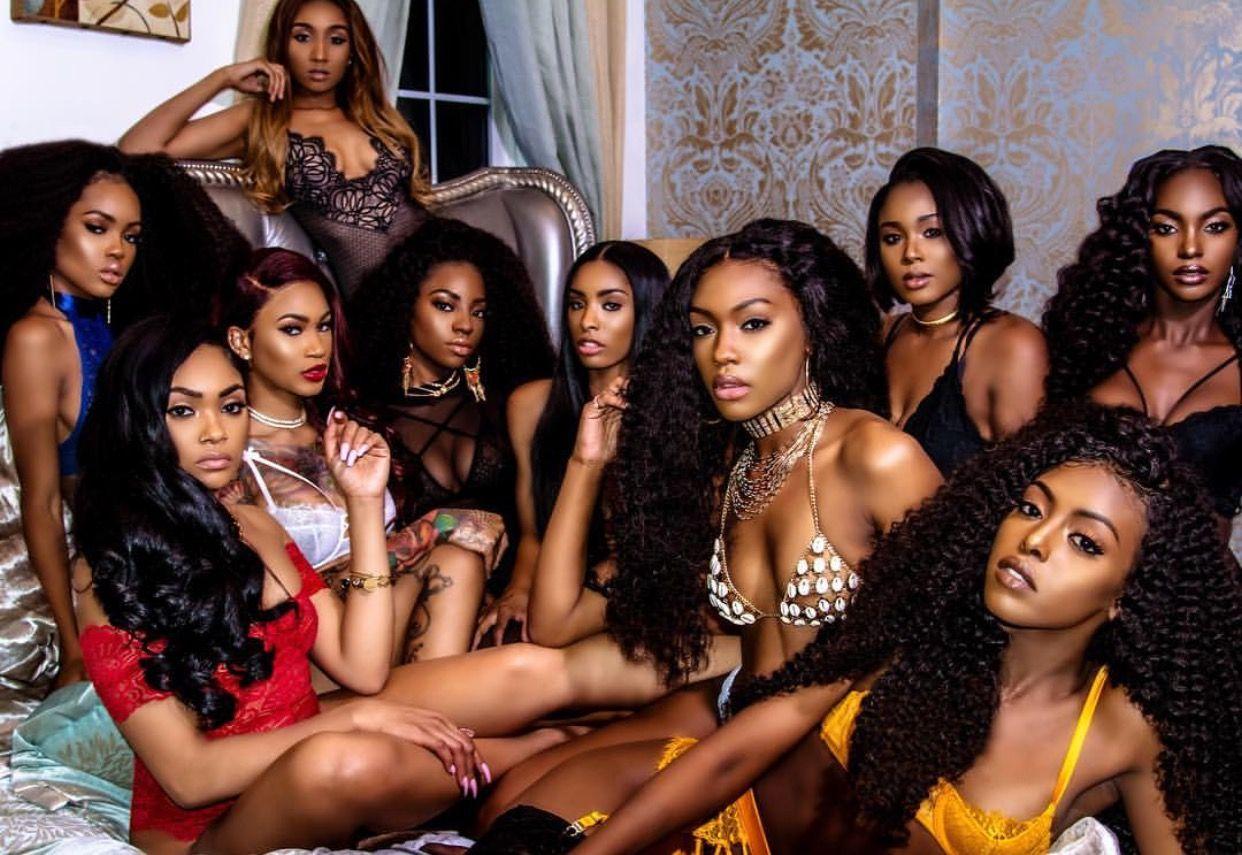 Wild girls black women free nude