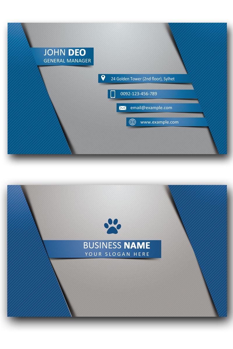 John Deo Business Card Corporate Identity Template Business Deo Business Cards Corporate Identity Business Cards Creative Templates Business Cards Creative