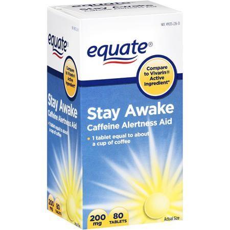 Health How To Stay Awake Caffeine Diet Pills