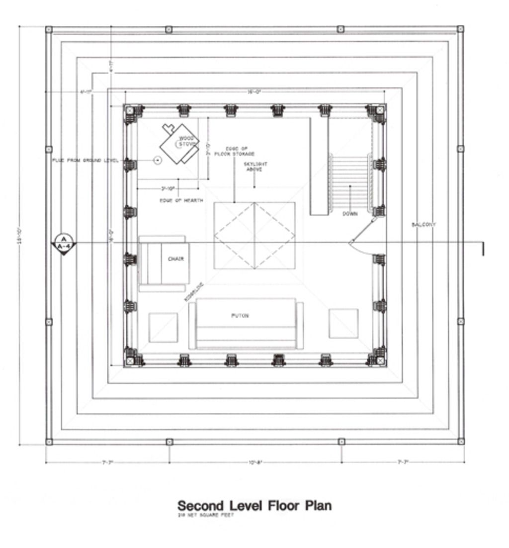 Tudor Style House Plan 1 Beds 1 Baths 300 Sq Ft Plan 48 641 House Plans Cottage Floor Plans Cabin House Plans