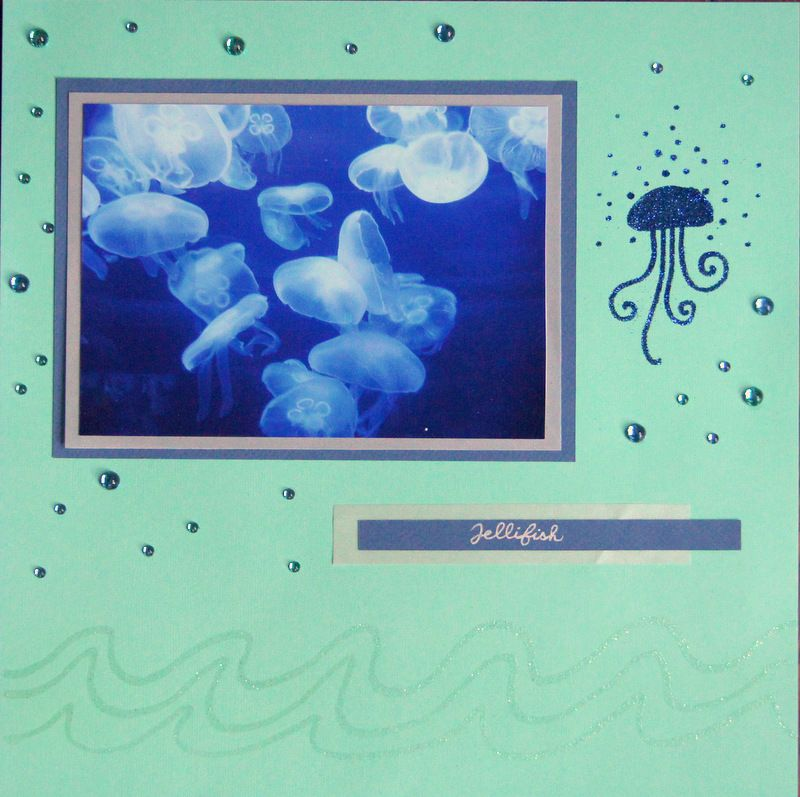 Jellifish - Scrapbook.com