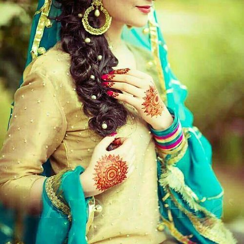 Pin By Rajvir Awan On Punjabi Dresses Girl Hiding Face