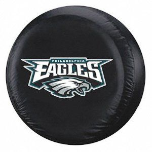 Nfl Philadelphia Eagles Spare Tire Cover For Jeep Suvs Amazon