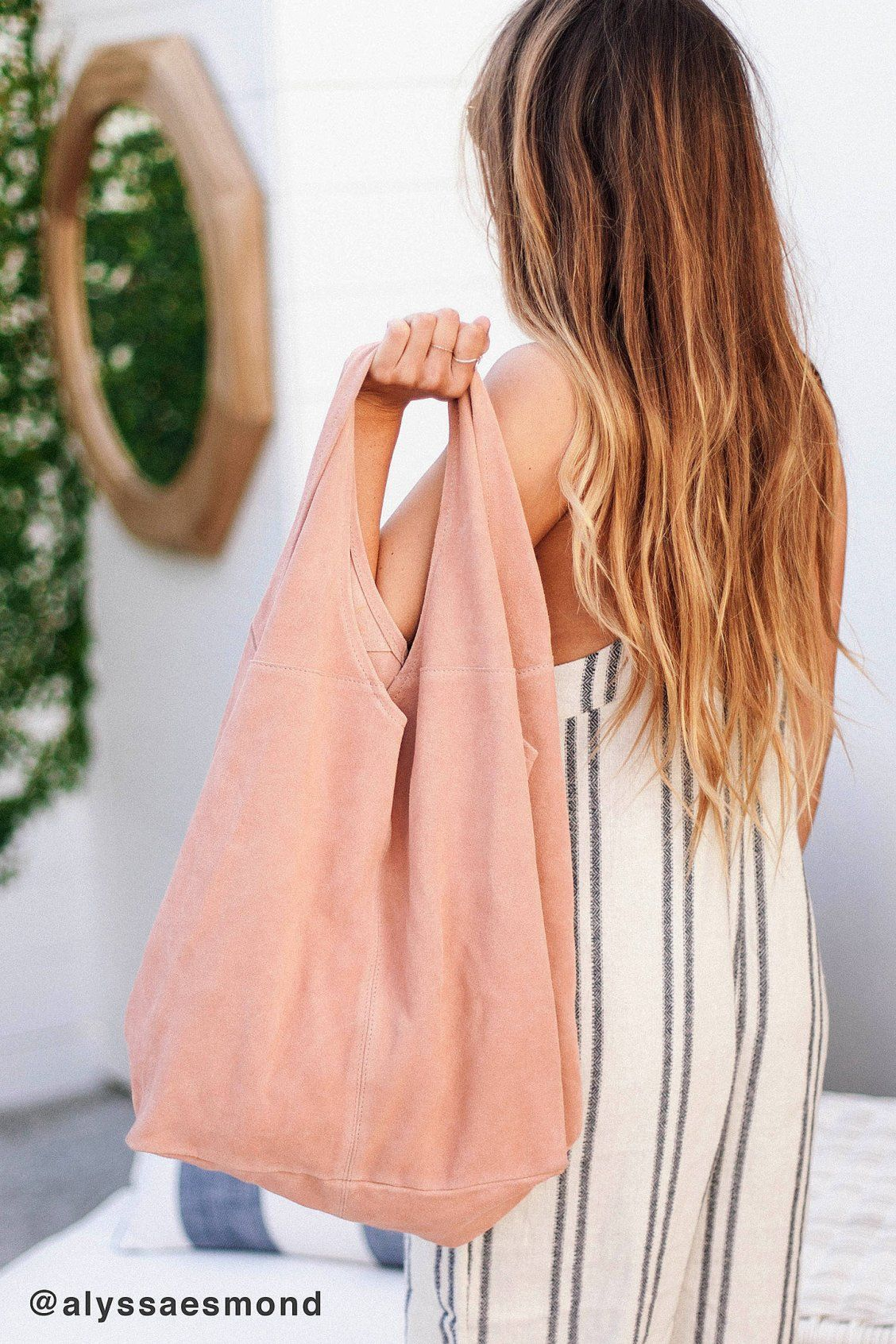 e2a69877aab Slouchy Suede Shopper Tote Bag   New Arrivals   Shopper tote, Bags ...