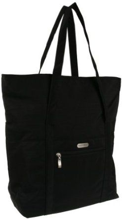 Baggallini Expandable Tote Bag, Black | Purses and totes ...