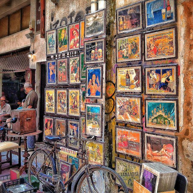 #flea_market #athens #greece #vintage #vinyl