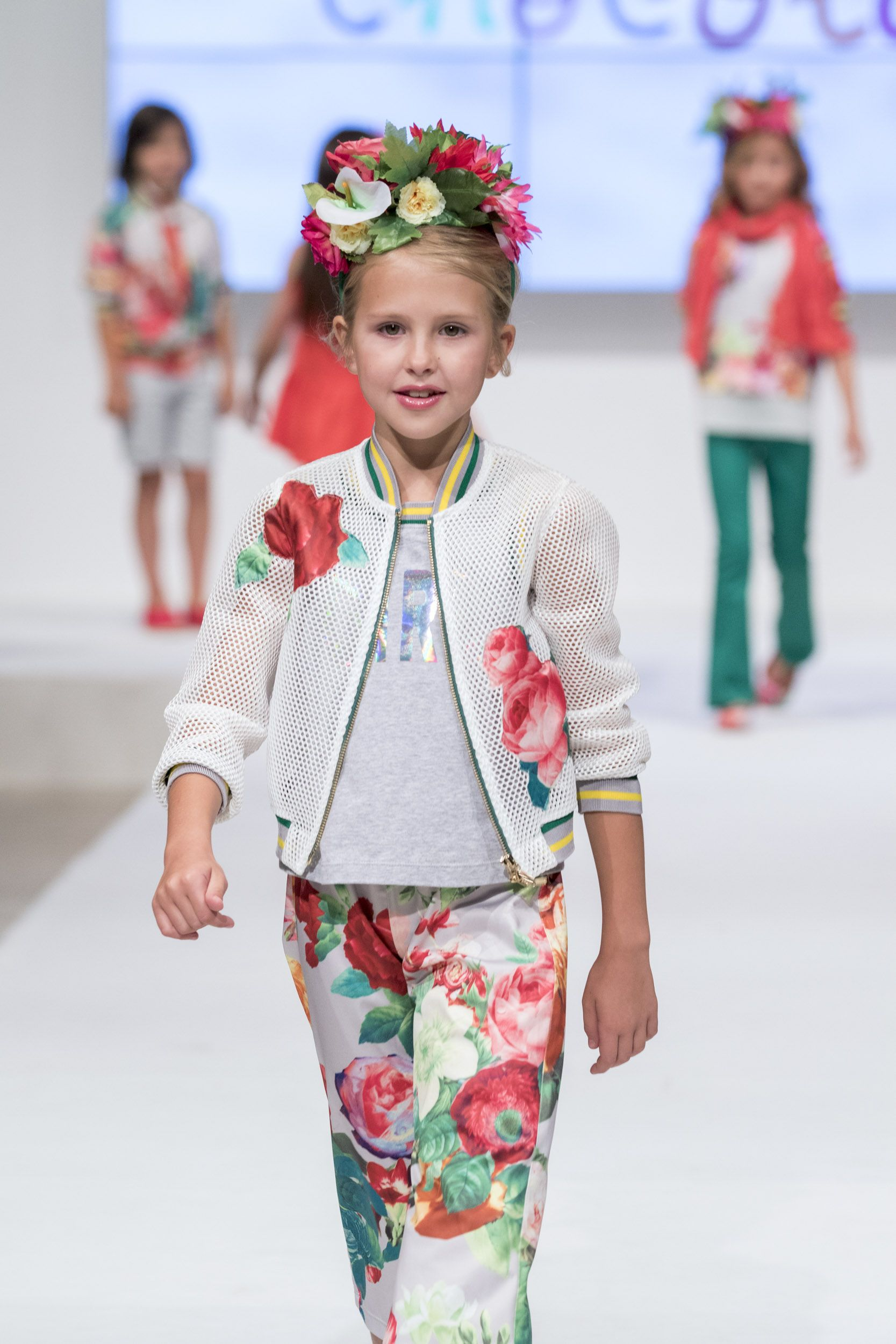 PAN CON CHOCOLATE SS 2017 * FIMI Kids Fashion Week June 2016 | PAN ...