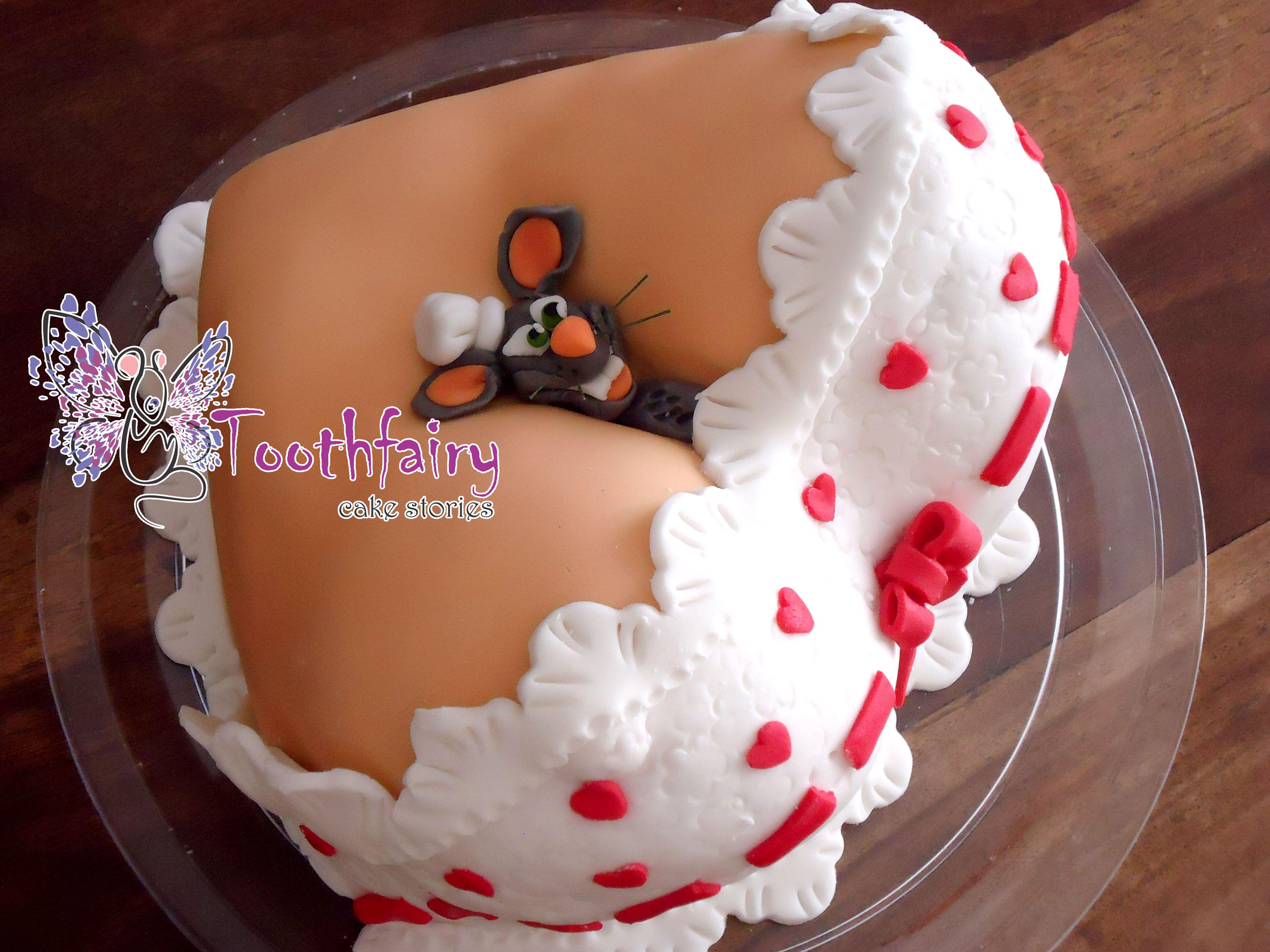 """Breast"" Cake"