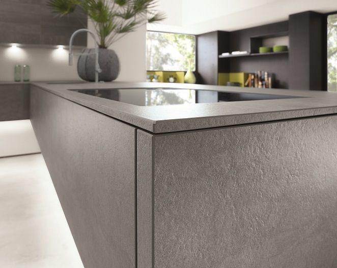 ALNOCERA in Concretto ALNO Pinterest Kitchens, Ranges and House - alno küchen arbeitsplatten