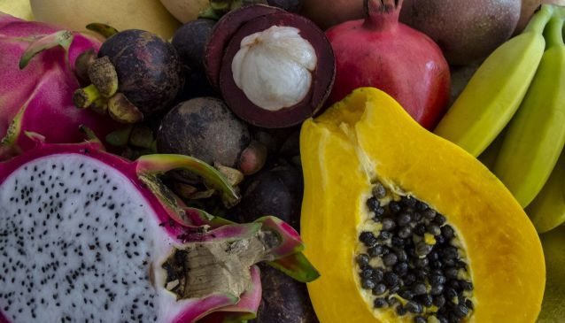 Getting Fruity in Singapore: A guide to Asia's exotic fruits.